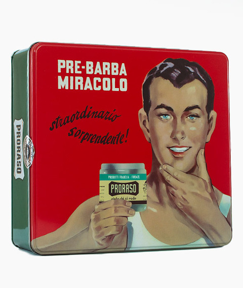 Proraso - Vintage Selection Gino Zestaw do Golenia