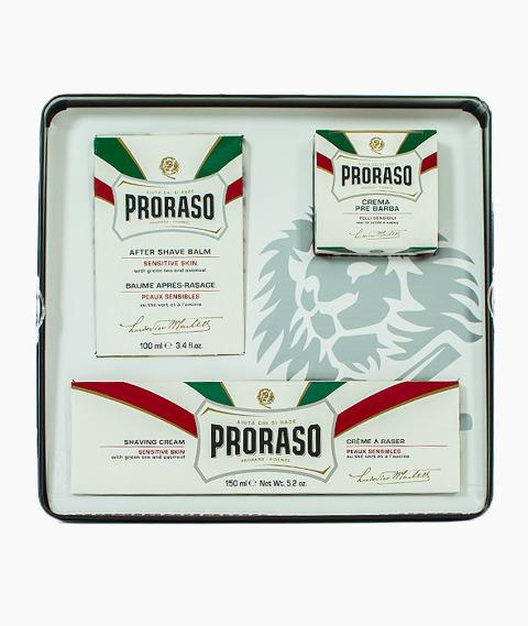 Proraso-Vintage Selection Gino Zestaw do Golenia