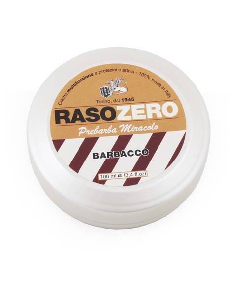 Rasozero-Pre-Shave Cream Krem Przed Goleniem Barbacco 100ml