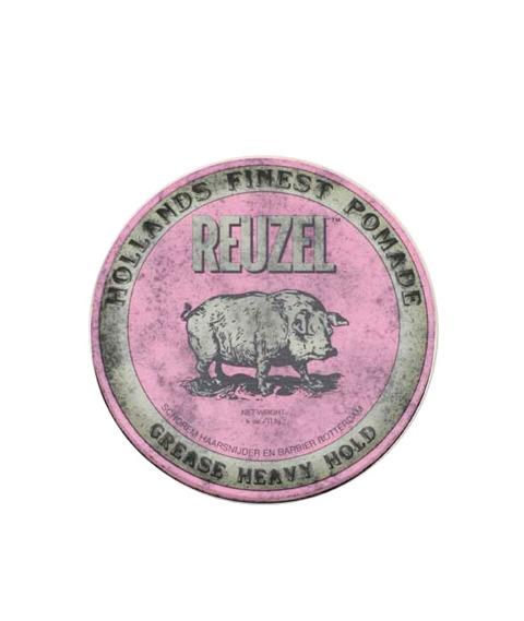 Reuzel-Pink Heavy Hold Pig Woskowa Pomada113g
