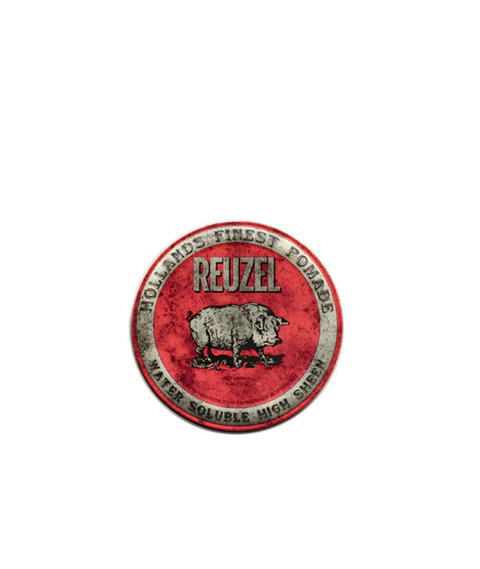 Reuzel-Red Water Soluble High Sheen Piglet 35g