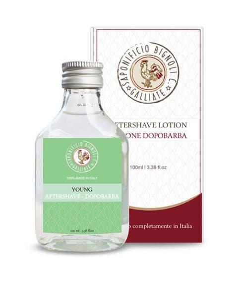 Saponificio Bignoli Carlo-Aftershave Lotion Young Woda po Goleniu 100 ml