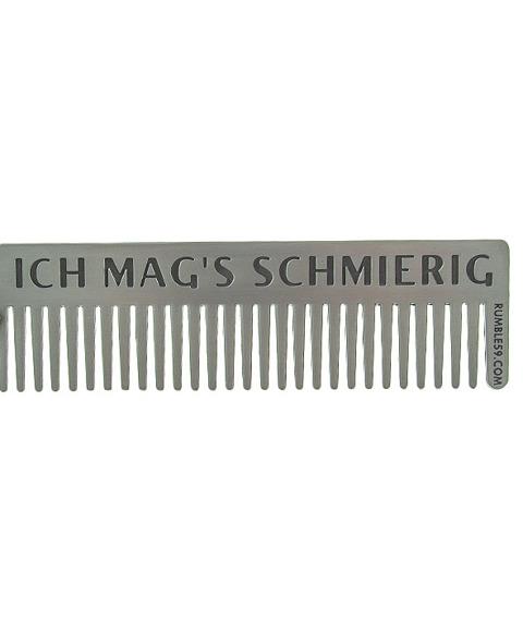 Schmiere-Ich Mag's Schmierig Grzebień do Włosów