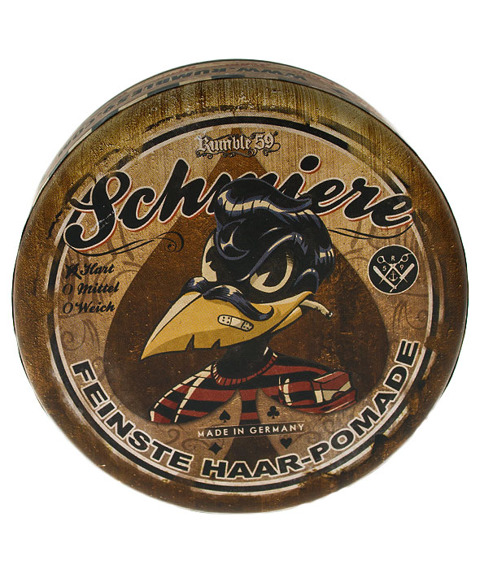 Schmiere-Special Edition Poker Strong Pomade  Pomada do Włosów 140ml