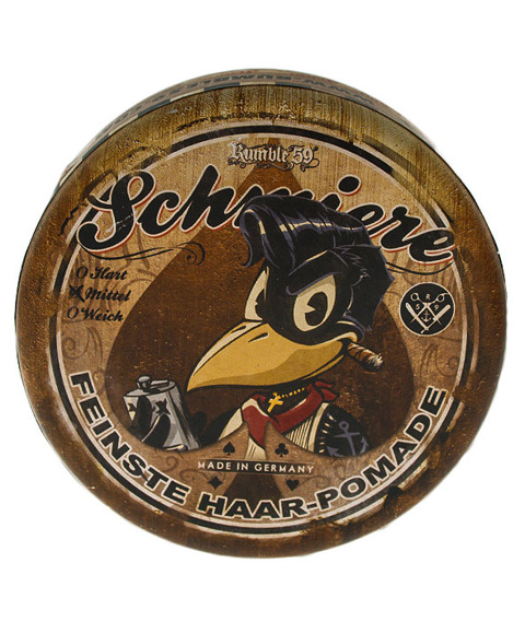 Schmiere-Special Edition Pomade Poker Medium Pomada do Włosów 140ml
