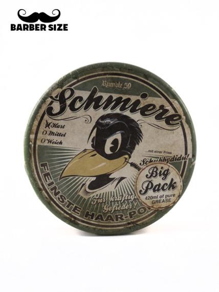 Schmiere-Strong Pomade Pomada do Włosów XXL 420ml