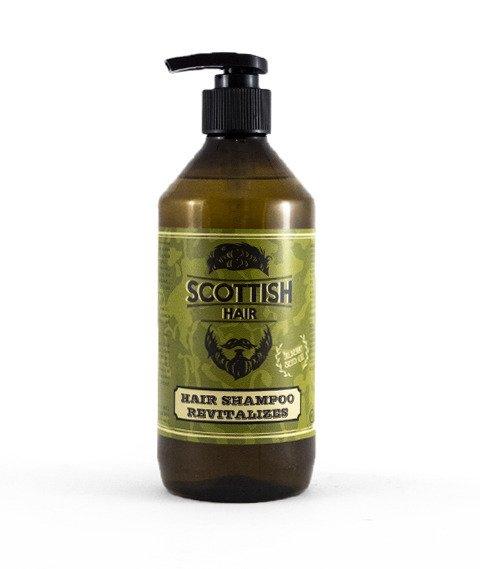 Scottish-Shampoo Szampon do Włosów 500 ml
