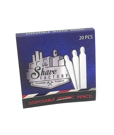 Shave Factory-Zapałki Ałunowe 20szt