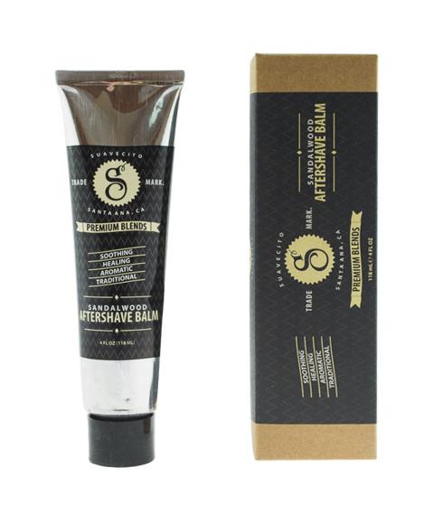 Suavecito-Premium Aftershave Sandalwood Balsam po goleniu 113 gr.