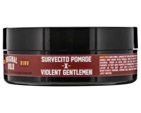 Suavecito-Violent Gentlemen Original Pomade  Pomada do Włosów 113g