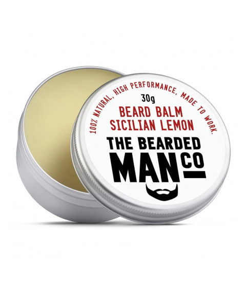 The Beard Man-Sicilian Lemon Balsam do Brody 30g