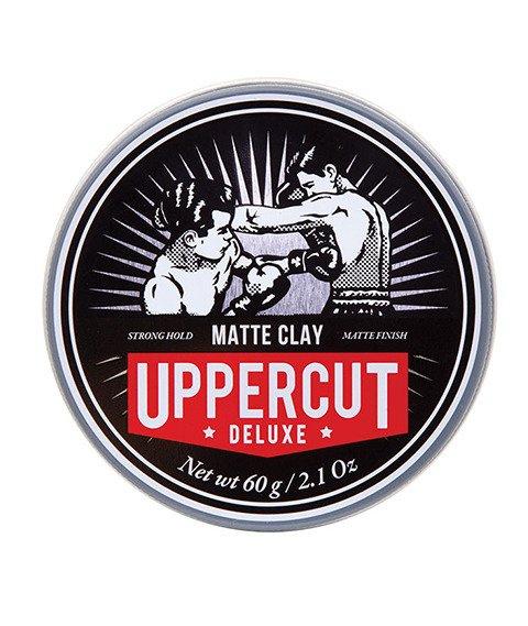Uppercut Deluxe-Matt Clay Matowa pasta do włosów 60g