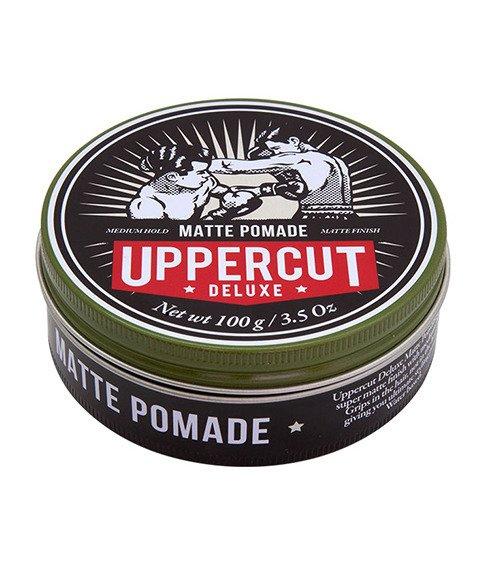 Uppercut Deluxe-Matte Pomade Matowa Pasta do Włosów 100g